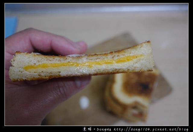 【開箱心得】熱樂煎爆漿乳酪三明治。五星主廚快餐車爆漿古巴三明治