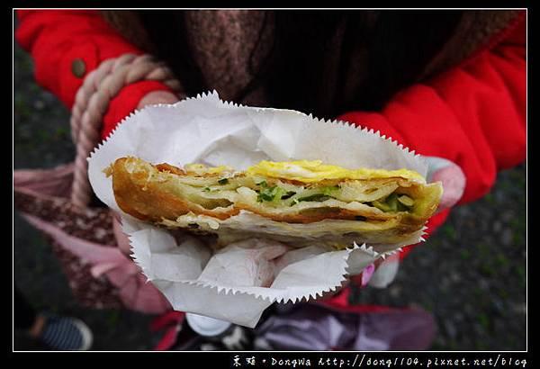 【宜蘭食記】三星蔥油餅 全國第一屆三星蔥油餅競賽冠軍 阿婆蔥油餅