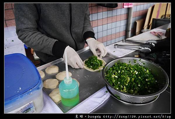 【宜蘭食記】三星蔥油餅 現點現包現煎蔥油餅 何記三星蔥餡餅