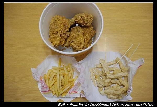 【中壢食記】內壢炸雞|好吃多汁炸雞桶餐|吮指王香酷脆雞