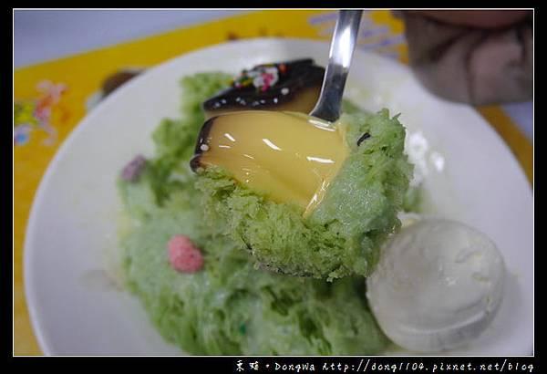 【中壢食記】中原夜市冰品 燒麻糬+創意冰品 麻糬叔創意冰舖