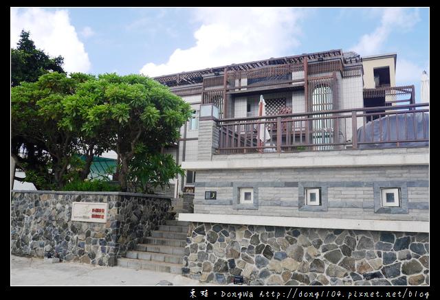 【澎湖住宿】南環首選民宿|山水沙灘景觀|觀海別墅沙灘城堡