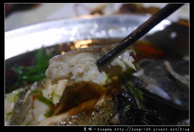 【中壢食記】母親節桌菜大餐|白鯧米粉湯|廣德平價海鮮餐廳中美店