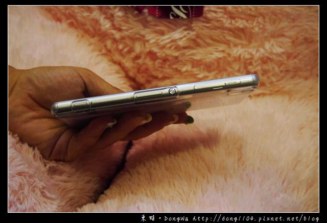 【開箱心得】SONY反重力透明手機殼|超強吸力牢牢黏住|VP吸血鬼