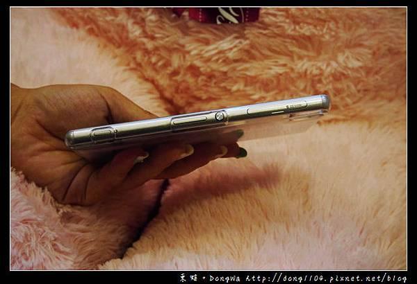 【開箱心得】SONY反重力透明手機殼 超強吸力牢牢黏住 VP吸血鬼