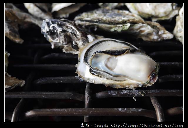 【澎湖食記】碳烤牡蠣吃到飽|海上牧場釣花枝|海立方海洋牧場