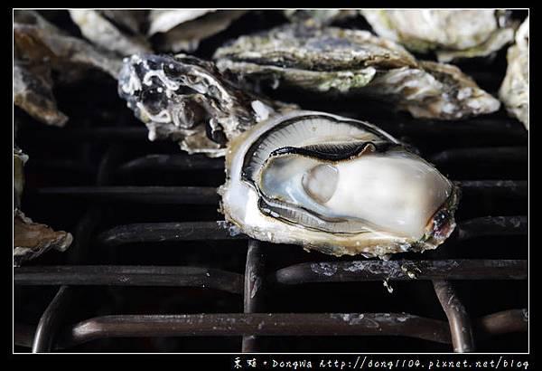 【澎湖食記】碳烤牡蠣吃到飽 海上牧場釣花枝 海立方海洋牧場