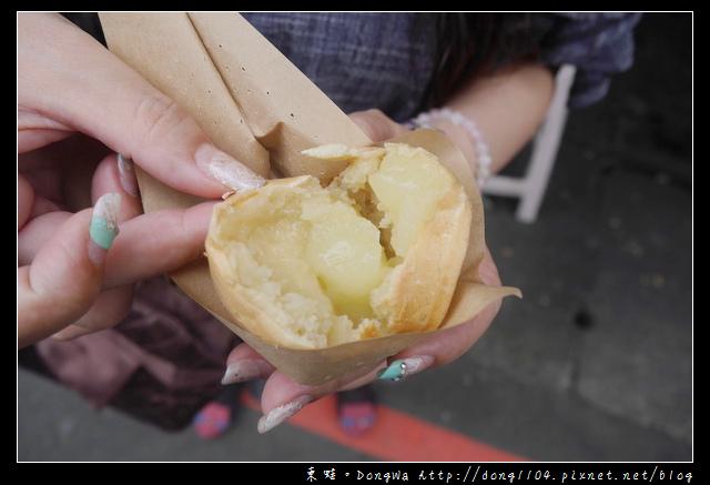 【中壢食記】超便宜紅豆餅3個十元|中平商圈|王記現煎麥餅 紅豆餅