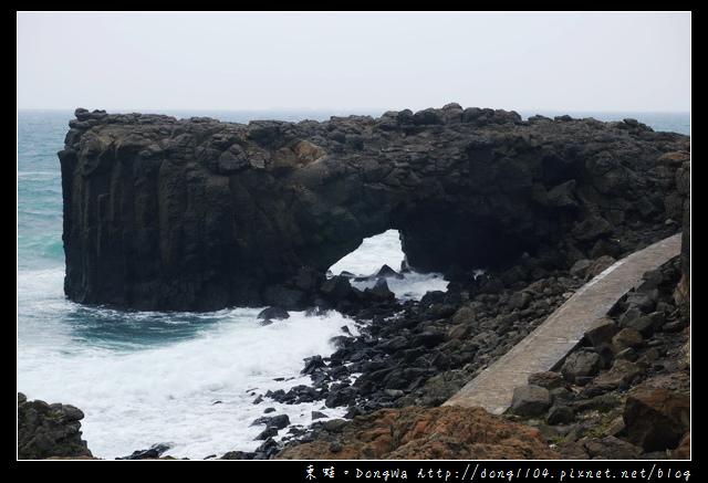 【澎湖遊記】北環西嶼景點|小門鯨魚洞
