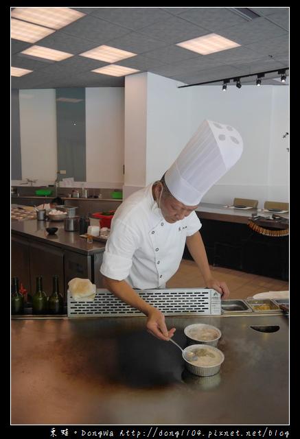 【新竹食記】科學園區鐵板燒|主廚首推套餐|漢神鐵板燒