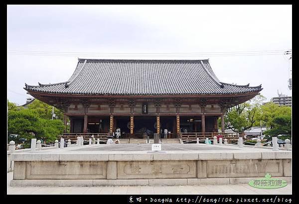【大阪自助/自由行】大阪周遊卡免費|日本佛法中最早的寺廟|四天王寺 中心伽藍