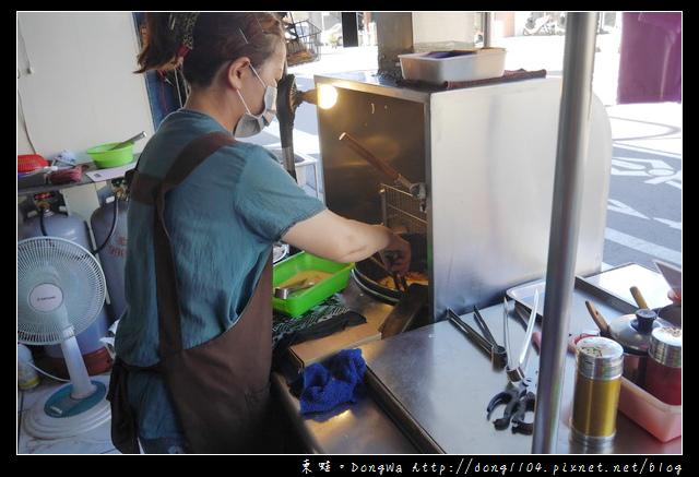 【宜蘭食記】蘇澳鹹酥雞 蝦餅 春捲 雞肉串 米糕捲 龍德手作炸物