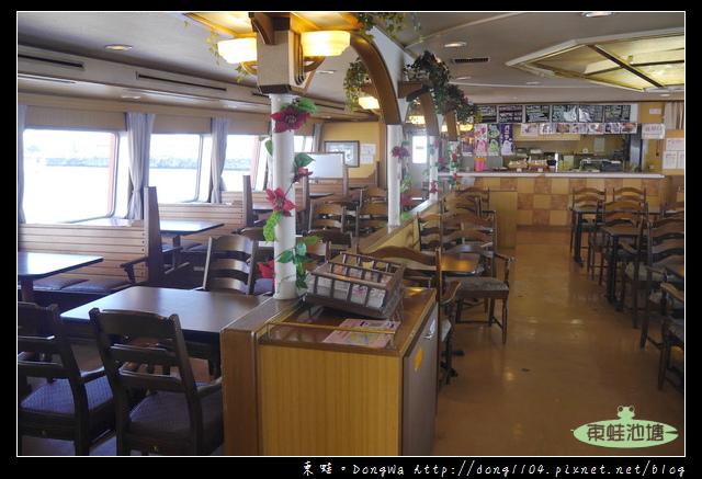 【大阪自助/自由行】大阪周遊卡免費|帆船型觀光船 聖瑪麗亞號