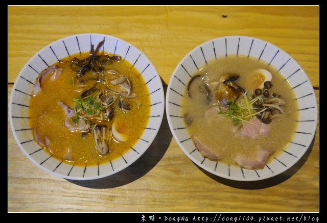 【中壢食記】桃園第一間蝦拉麵|每天限量四十碗的美味|織田信長