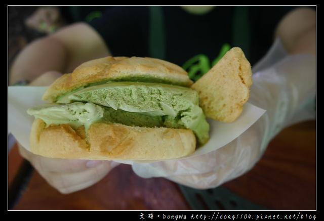 【台北食記】日本金澤名物|冰火五重天的美味|世界第二好吃的現烤冰淇淋菠蘿麵包