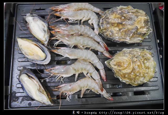 【開箱心得】中秋烤肉網購首選 頂級五星海物燒烤海港直送 愛家家幸福鋪 幸福物漁海鮮套組