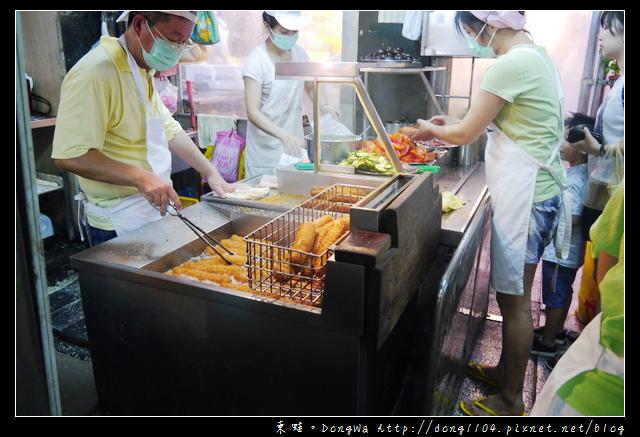 【基隆食記】基隆營養三明治|基隆廟口 正宗老牌|TSP天盛舖營養三明治