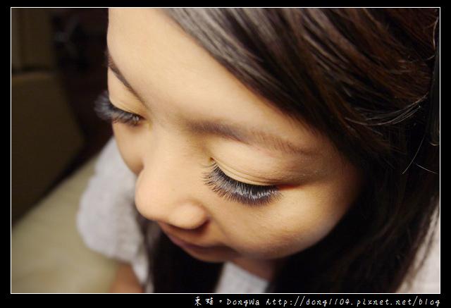 【板橋美睫】變身迷人電眼女神|6D美式娃娃款|Ms.Q時尚美睫