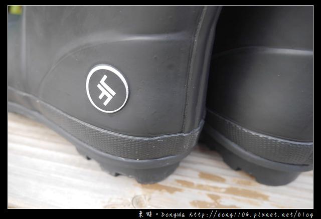 【開箱心得】下雨天也要很時尚|100%純天然橡膠手工製雨鞋|LANDFER時尚雨鞋