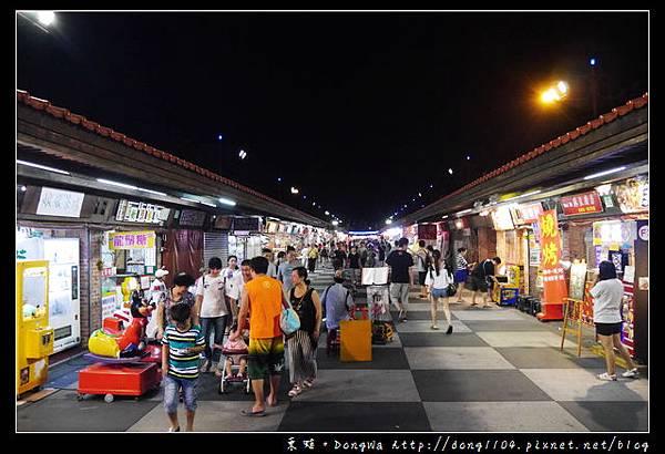 【花蓮遊記】福町夜市 大陸各省一條街 原住民一條街 自強夜市 東大門國際觀光夜市