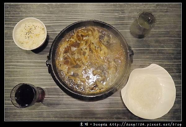 【桃園食記】蘆竹南崁吃到飽 跟熊本熊一起吃壽喜燒 熊 壽喜燒日式料理