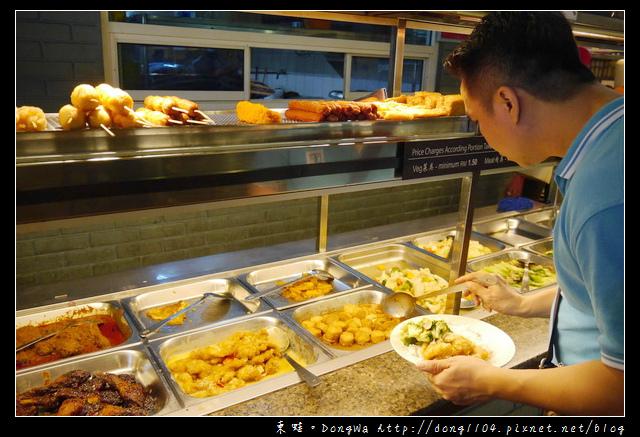 【沙巴自助/自由行】沙巴亞庇市區自助餐|富源茶餐廳 Fook Yuen Cafe & Bakery