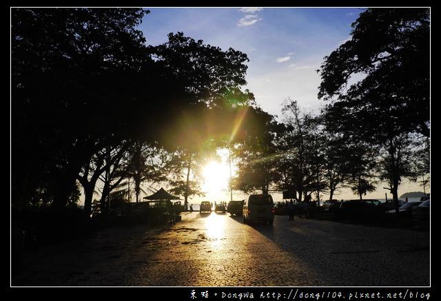【沙巴自助/自由行】沙巴景點|世界三大美麗夕陽|丹絨亞路海灘 TANJUNG ARU FIRST BEACH