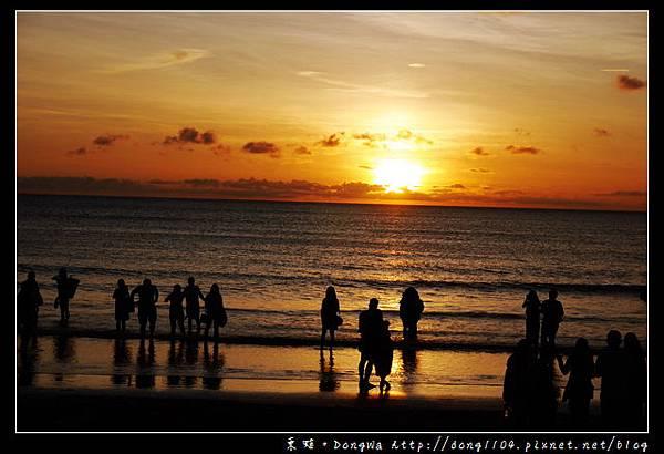 【沙巴自助/自由行】沙巴景點 世界三大美麗夕陽 丹絨亞路海灘 TANJUNG ARU FIRST BEACH