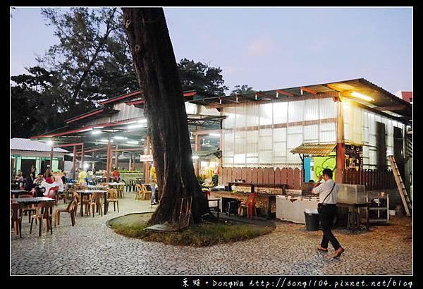 【沙巴自助/自由行】沙巴美食 丹絨亞路海灘夜市 三色果汁+烤雞翅