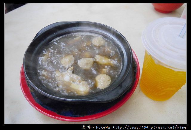 【沙巴自助/自由行】沙巴亞庇市區美食|一碗滿滿好料 新記肉骨菜