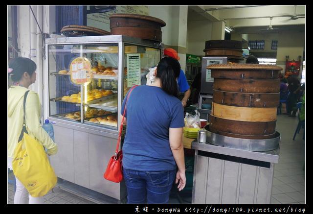 【沙巴自助/自由行】沙巴亞庇早餐 必吃菠蘿醬菠蘿包 瓊萬興 KENG WAN HING