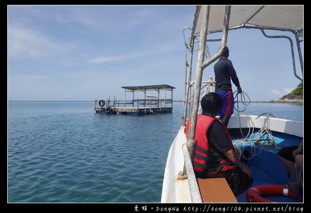 【沙巴自助/自由行】沙巴最新島景點私人海灘|KKDAY 沙巴水上活動|MoonBay 浮潛一日遊