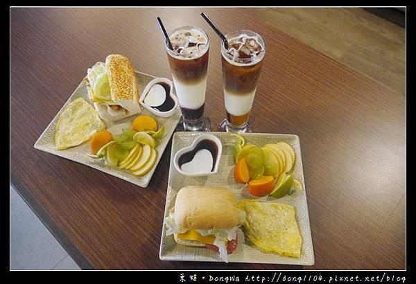 【桃園食記】桃園市區早午餐|現點現做 美味拿鐵|紅果子手烘咖啡坊