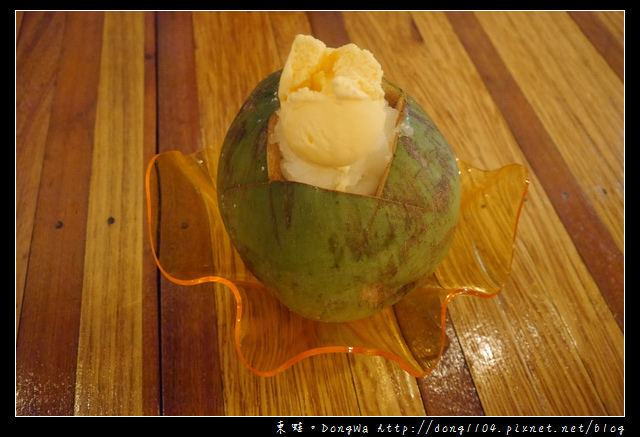 【沙巴自助/自由行】沙巴亞庇市區好吃椰子冰沙|太子椰 The Royal Coconut