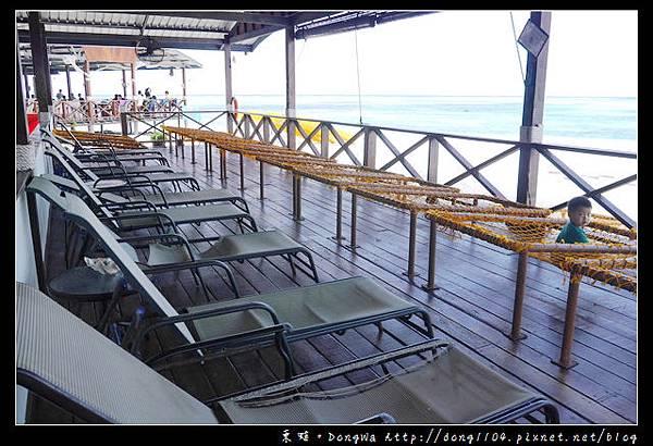 【沙巴自助/自由行】KKDAY 沙巴行程推薦 浪漫白沙海水藍.環灘島沙灘自助餐一日遊