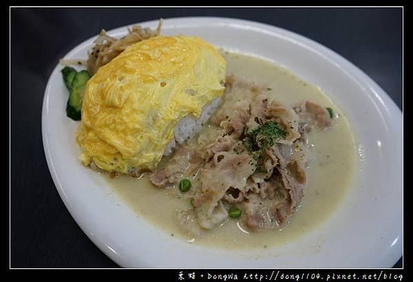 【台北食記】士林蛋包飯|銘傳大學校友最懷念的美食|幸也蛋包飯專賣店