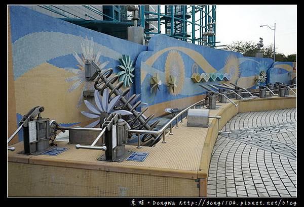 【台北遊記】台北免費景點 士林親子遊推薦 美崙科園公園
