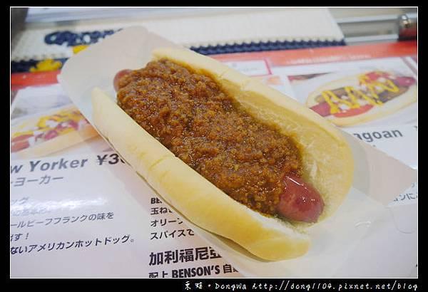 【沖繩自助/自由行】陳漢典推薦的沖繩美國村美食 Benson's漢堡熱狗店