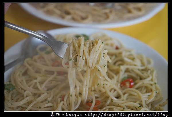 【桃園食記】桃園意大利麵 好食豆豉辣味鮮蚵麵 艾隆義式麵食館