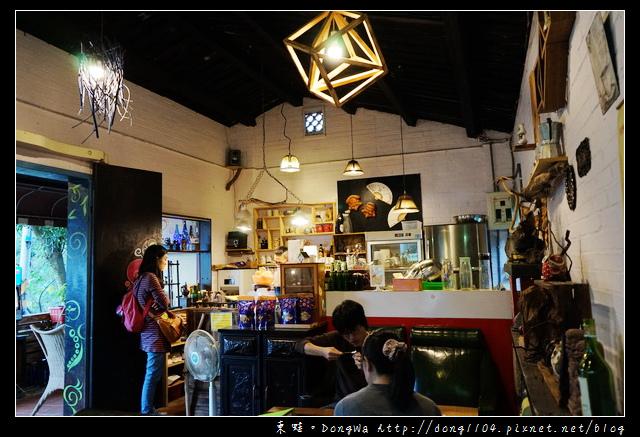 【新竹食記】內灣老街咖啡店|內灣吊橋旁手作下午茶|野人山丘咖啡館