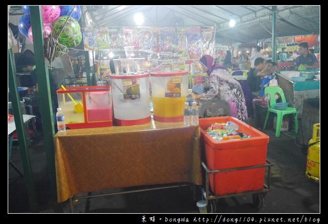 【沙巴自助/自由行】沙巴亞庇市區夜市 | pasar malam sinsuran kota kinabalu | Sinsuran Night Market