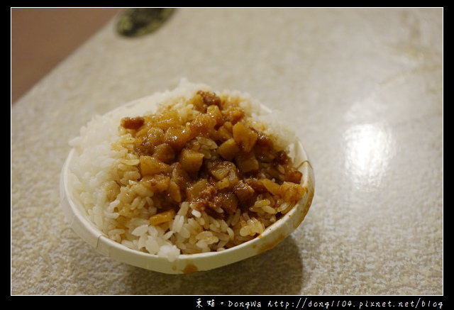 【基隆食記】基隆宵夜|營業時間24小時不打烊|QQ魯肉飯劉銘傳店
