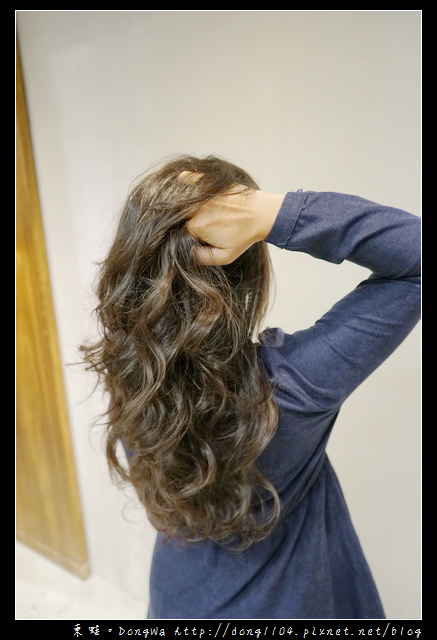 【台北美髮】台北中山燙髮推薦|活髮塑型燙|ZUC collection 中山店