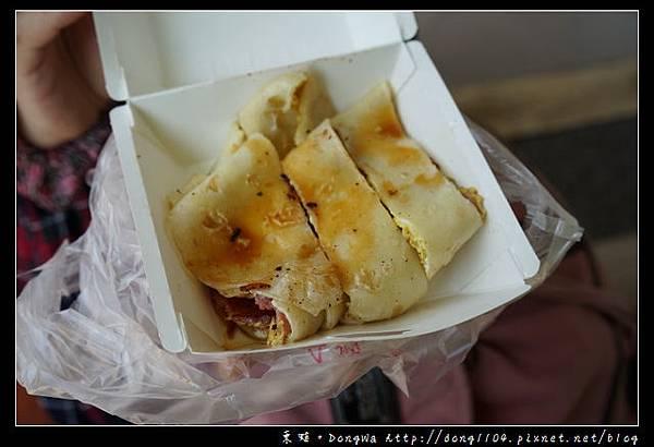 【基隆食記】基隆早餐|超大份量高麗菜絲吐司|171號早餐店