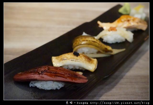【新北食記】土城日式料理|特色手握壽司套餐|草蘆茅舍日式料理