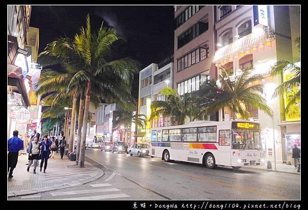 【沖繩自助/自由行】沖繩那霸國際通吃喝玩樂一次滿足 国際通り散策