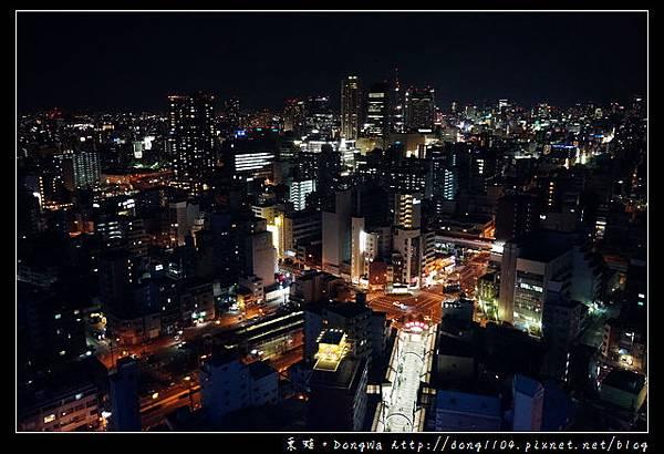【大阪自助/自由行】大阪周遊卡免費景點 看大阪夜景推薦景點 浪速地標通天閣