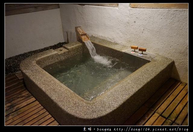 【台東溫泉】台東鹿野溫泉|露天風呂+檜木湯屋|山月溫泉館