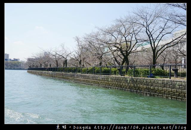 【大阪自助/自由行】大阪周遊卡免費景點 櫻花季節限定|大川櫻花遊覽船 大川さくらクルーズ