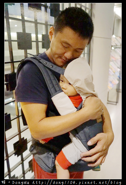 【開箱心得】媽咪神器 輕鬆帶著寶寶到處玩| Capella 無尾熊坐墊式揹巾